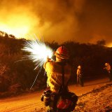 Wildfire Drills in Two Provinces