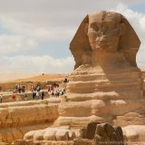 Egypt received about 8.5 million tourists during 2017.