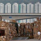 China Rubbish Ban Takes Toll on Hong Kong
