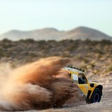 Off-road vehicles can be a source of pollution and change the desert ecosystem.
