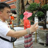 Chinese Arrivals in Thailand Plunge
