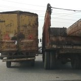 Tehran Bans Polluting Trucks