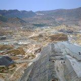 Construction site of Ilisu Dam (Photo: National Geographic)