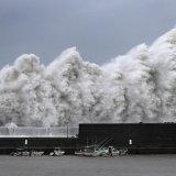 Fierce Typhoon Hits Philippines
