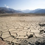 The rate of precipitation in Iran is about a third of the global average.
