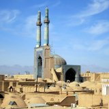 Yazd is the world's largest inhabited adobe city, home to UNESCO-listed ancient Persian heritage sites.