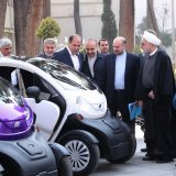 Iran Gov't Announces Hybrid Vehicle Tax Incentive