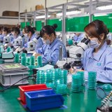 China PPI at 6-Month High