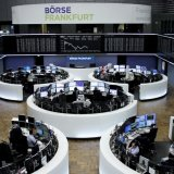 DAX Hits Record High as German Economy Thrives