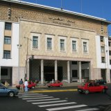 Morocco's banking system is said to be sound.