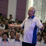 Najib Says Malaysia Reserves at $100 Billion