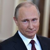Putin Says Economy Showing Positive Signs