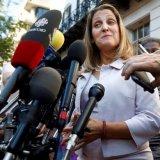 Canada Says NAFTA Talks Making Very Good Progress