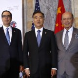 China Says Big Differences Remain After US Trade Talks