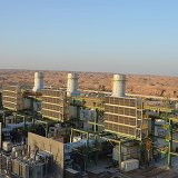 The reconstruction of Iraq's infrastructure devastated by the war would cost $100 billion.