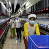 The world's second-largest economy has started to show signs of fatigue, with momentum seen slackening further as Beijing's crackdown on debt risks curbs demand and tighter pollution rules hits factory output.