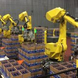 Automation and industrial robotics are making cheap labor a less important input in industrial processes.