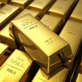 Gold Hits  1-Week Low
