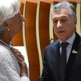 Lagarde Says Ready to Assist Argentina