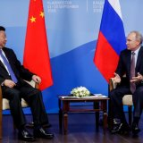 Russia, China Vow to Fight New Trade Barriers