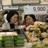 S. Korea Inflation Remains Low
