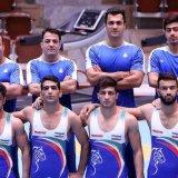 Iran men's national Greco-Roman wrestling team