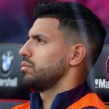 Aguero Set for Six-Week Lay-Off