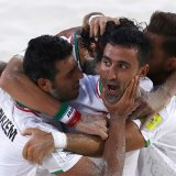 Iran is drawn along with Russia, Mexico and Paraguay in Group B.