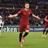 Stephan El Shaarawy's brace helped Roma beat Chelsea.