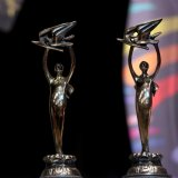 The statuettes will be awarded to the winners.