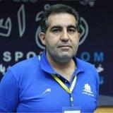 Iranian Coach Training Pakistan Volleyballers