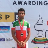 Cyclists Win Asian Medals
