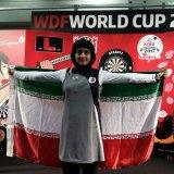 Iran Vice-Champion at Dart World Cup