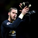 De Gea Wins Golden Gloves, Man Utd in Second Place
