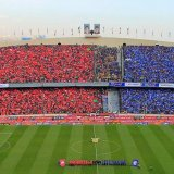 Fervent fans have always packed Tehran's Azadi Stadium for the derby.