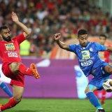 Esteghlal 0-1 Persepolis