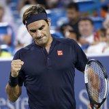 Federer Wears Down Wawrinka in Cincinnati