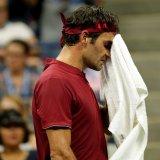 Roger Federer Out of US Open