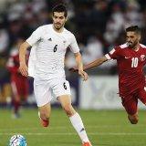 Ezatolahi Misses First Game at FIFA World Cup