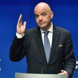 FIFA President Will Visit Iran