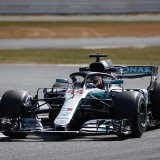 Hamilton Leads in British F1Grand Prix Practice