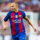 Iniesta in Lifetime Deal With FC Barca