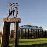 IOC Headquarters in Lausanne, Switzerland