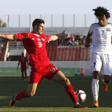 Iraq Plays First Match in Occupied Palestine