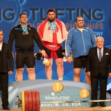 Iran Wins Title at US World Weightlifting Championships