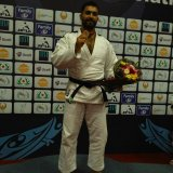 Blind Judoka Wins Gold in Uzbek Event