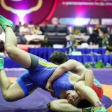 The Wrestling Federation of Iran has sent its best and medal-hopeful freestylers to the Eurasian country.