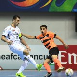Ali-Asghar Hassanzadeh opened the scoring in the first minute of the game.