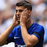 Morata Sidelined With Injury