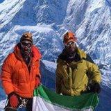 Iran Mountaineers Ascend Himalayan Peak